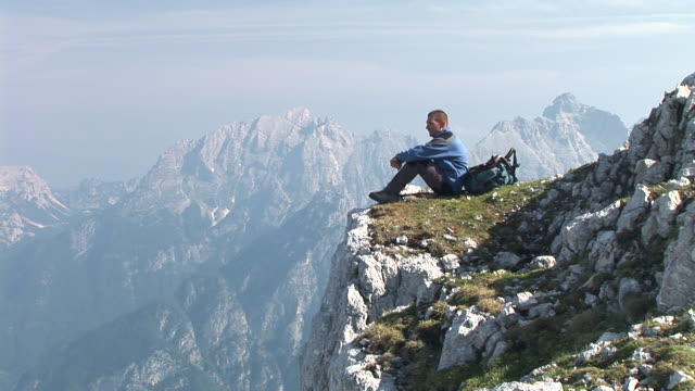 HD: Mountain Hiking video
