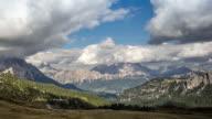 istock Mountain in the Dolomites, Italy 1257221403