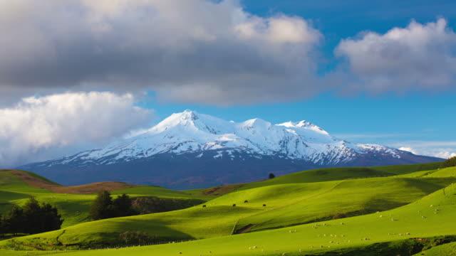 TIME LAPSE: Mountain Landscape video