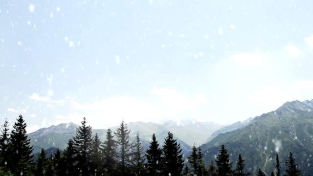 HD: Mountain Landscape video