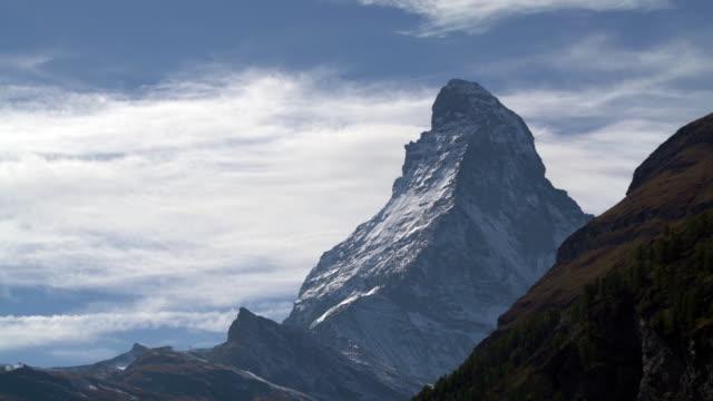 stockvideo's en b-roll-footage met berg matterhorn, zwitserland. - matterhorn