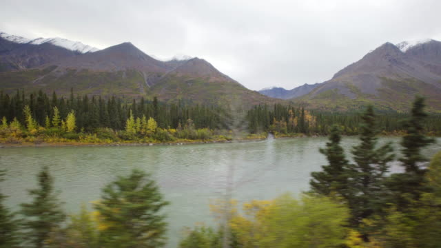 Mountain range video