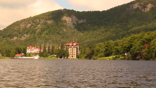 Mountain Resort on Lake video