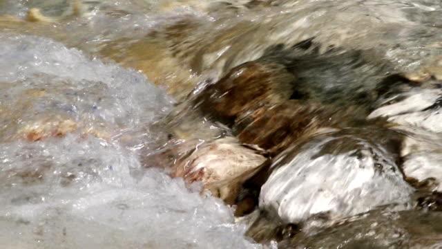 Mountain stream video