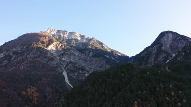 Mountain sun Pan
