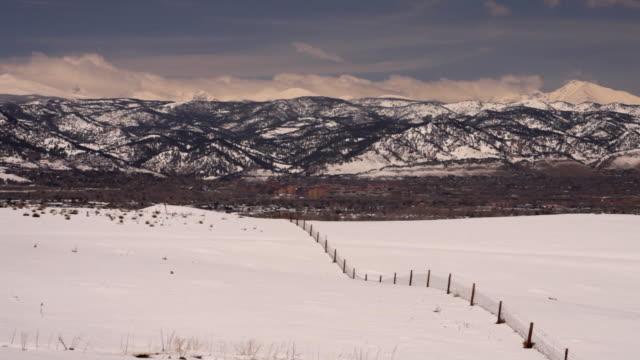 Mountain View Pan video