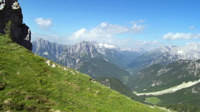 mountainous landscape - スロベニア点の映像素材/bロール