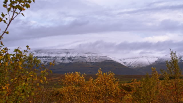 DS Mountains in Iceland video