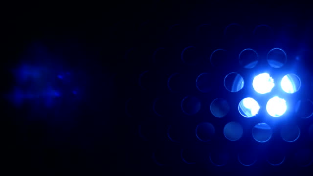 Movement of the light of the blue lantern video
