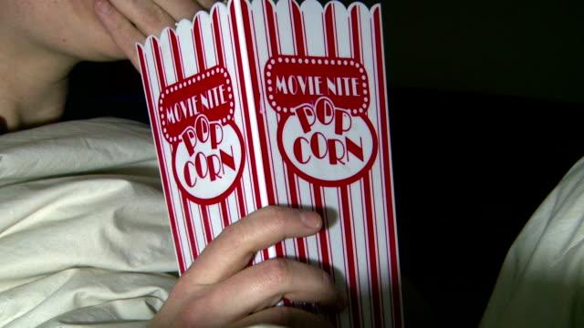 Movie Nite Popcorn Cup video