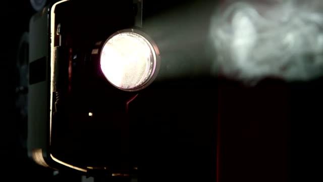film film projektor rozrzucania - urządzenie projekcyjne filmów i materiałów b-roll