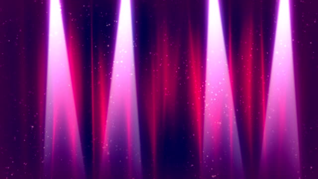 Movie Show Purple Loopable Background video