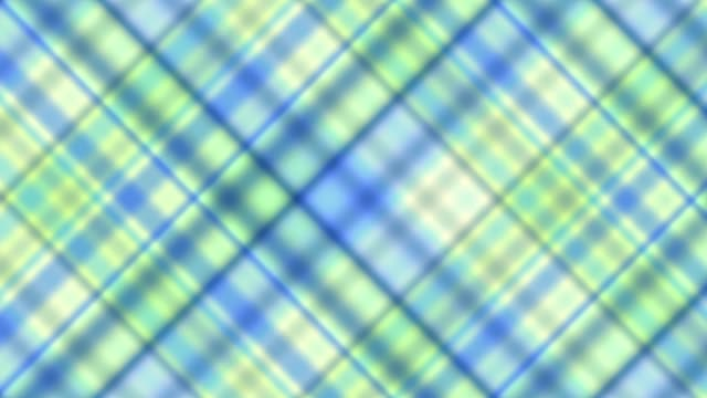 Moving abstract blur defocused background.. Looping footage. Moving abstract blur defocused plaid background.. Looping footage. plaid stock videos & royalty-free footage