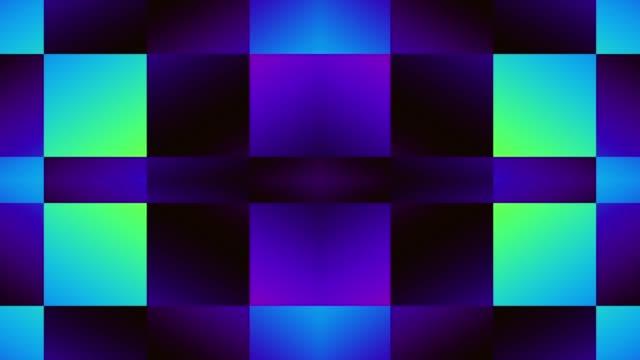 rörliga abstrakt geometriskt mönster. - fraktal bildbanksvideor och videomaterial från bakom kulisserna