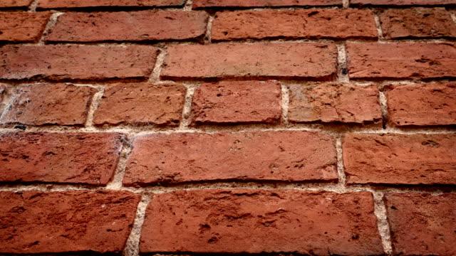 Moving Along Old Brick Wall video