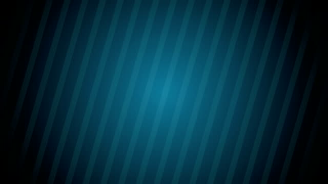 Moving animated blue stripes (loop ready) video