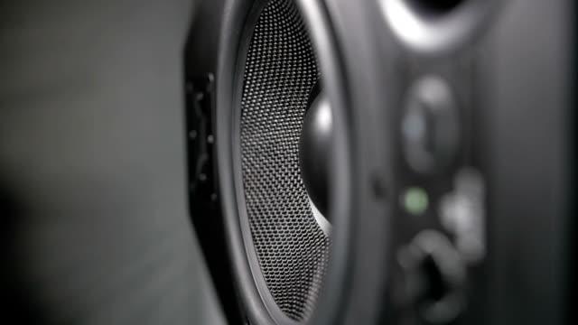 Moving Black Speaker video