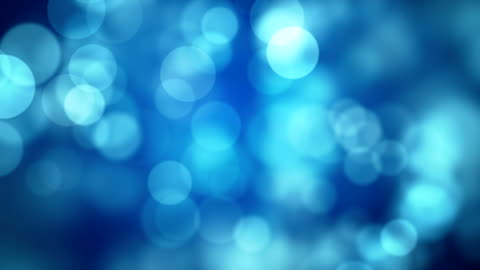 Moving blue glitter lights, defocused light reflections loopable bokeh background Moving glitter lights, defocused light reflections loopable bokeh background defocused stock videos & royalty-free footage