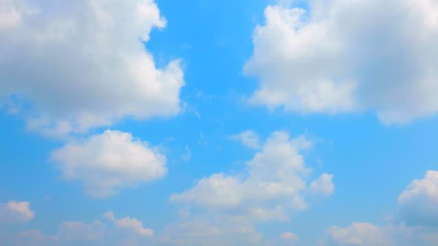 移動雲のタイムラプス撮影 - 移す点の映像素材/bロール