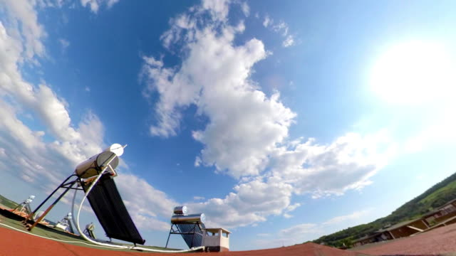 Moving clouds Timelapse Moving clouds Timelapse solar panels videos stock videos & royalty-free footage