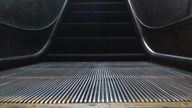 Moving Escalator video