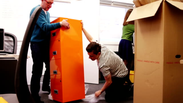 Moving Offices is Exciting video