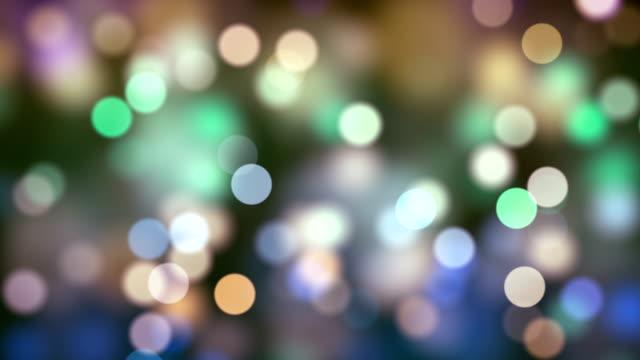 перемещение частиц петли - абстрактный фон - состаривание стоковые видео и кадры b-roll