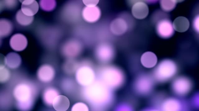 vídeos y material grabado en eventos de stock de lazo de las partículas móvil - antecedentes - gastronomía fina