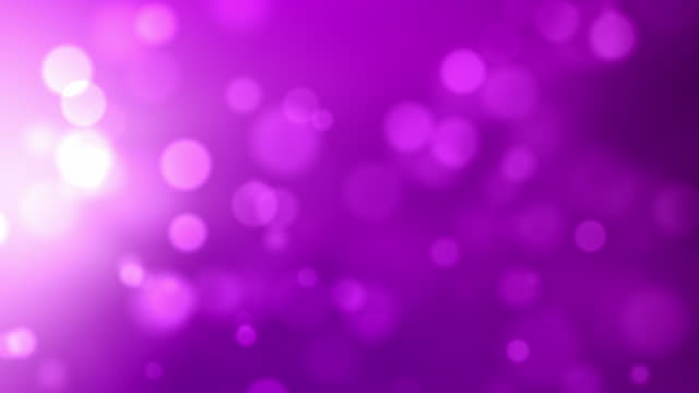 Moving Particles Loop - Side Glow Pink video