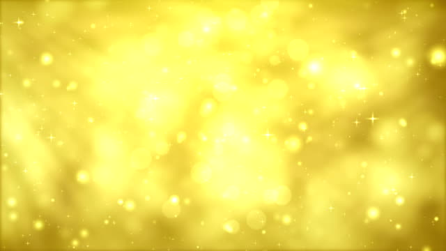 Moving Particles Loop - Yellow Glittering in light rays Moving Particles Loop - Yellow Glittering in light rays 05 yellow stock videos & royalty-free footage