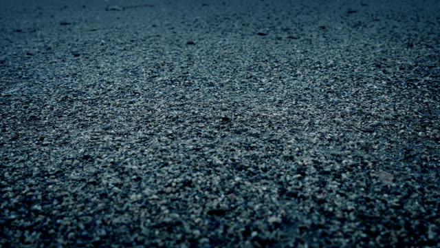 Moving Slowly Over Gravel Surface video