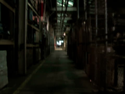 Moving Through Factory video