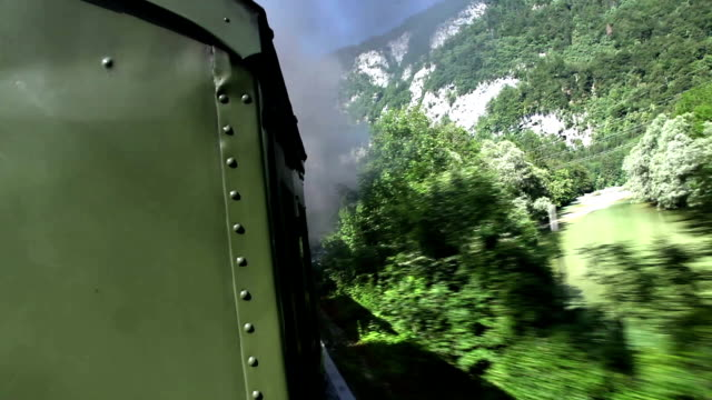 vidéos et rushes de haute définition vidéo: se déplacer de train - wagon