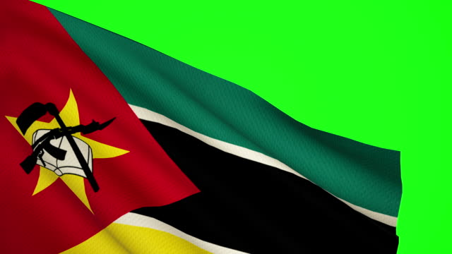 Mozambique Flag Stock Videos and Royalty-Free Footage - iStock