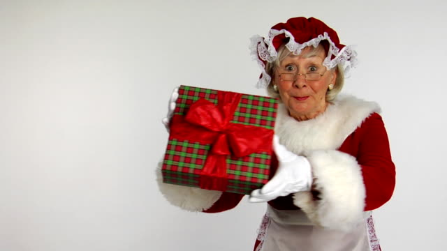 Mrs. Claus: Here's Your Present! video