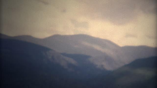 (8mm Vintage) 1966 Mt. Evans Colorado Summit, USA video