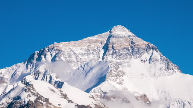 Mt. Everest. video