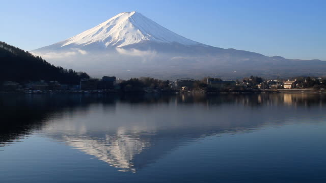vidéos et rushes de mont fuji au japon-vidéo - fuji yama