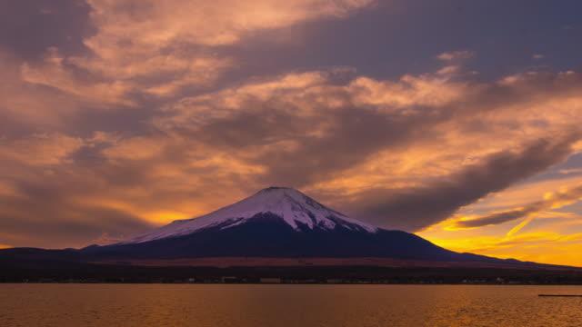 富士山日本 - 富士山点の映像素材/bロール