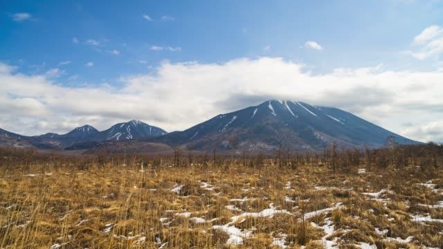 冬の南泰山と千城ヶ原 ビデオ