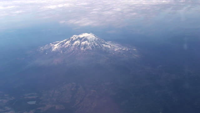 Mt. Ranier in Washington