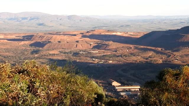 Mt Tom Price, Western Australia. video