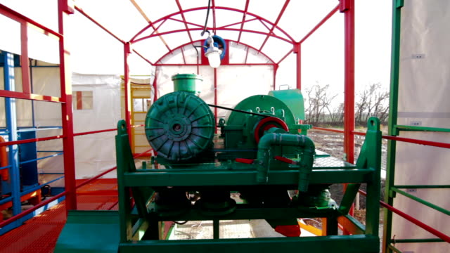 Mud handling equipment Drilling circulation system video