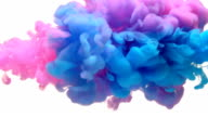 istock SLOW-MO: Multicolor liquid flow 843553516