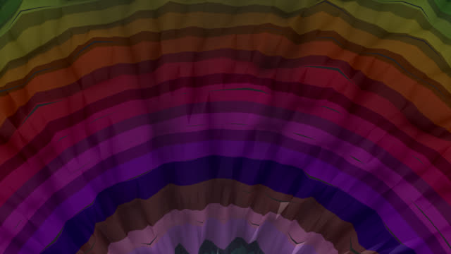 Multicolored abstract background (Loopable)