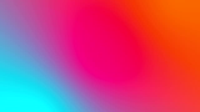 multicolored motion gradient background - abstract stock videos & royalty-free footage
