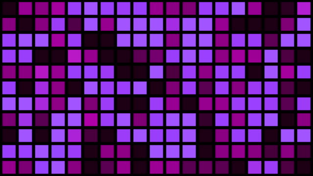 Multicoloured Grids video