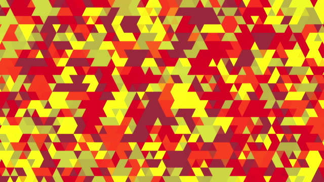 Multicoloured Triangles video