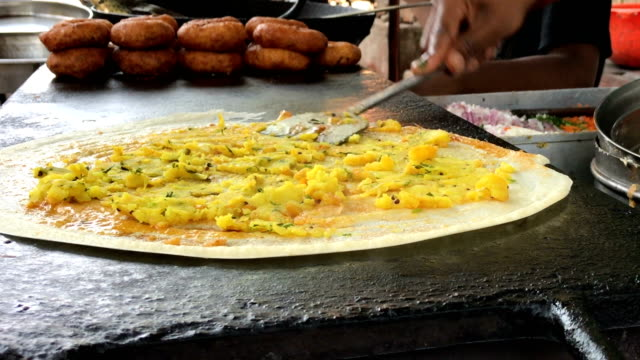 Mumbai Street Food video