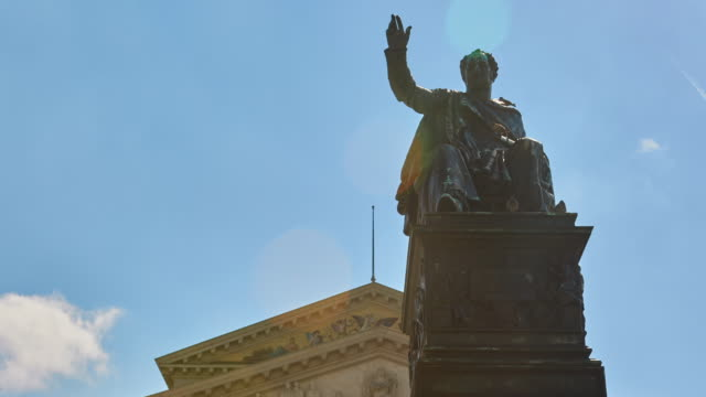 Munich bavarian state opera bayerische staatsoper germany